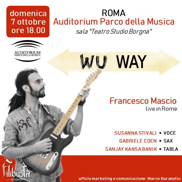 """Presentazione nuovo disco """"Wu Way"""""""