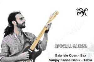 Wu Way Tour feat. Sanjay Kansa Banik, Gabriele Coen & Susanna Stivali