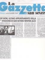 BOP NOW! San Severo Jazz Winter